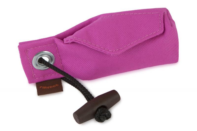 FIREDOG® Dummy Pocket Go Toi 2 in 1 + 1 tekercs (20 db) - Rózsaszín
