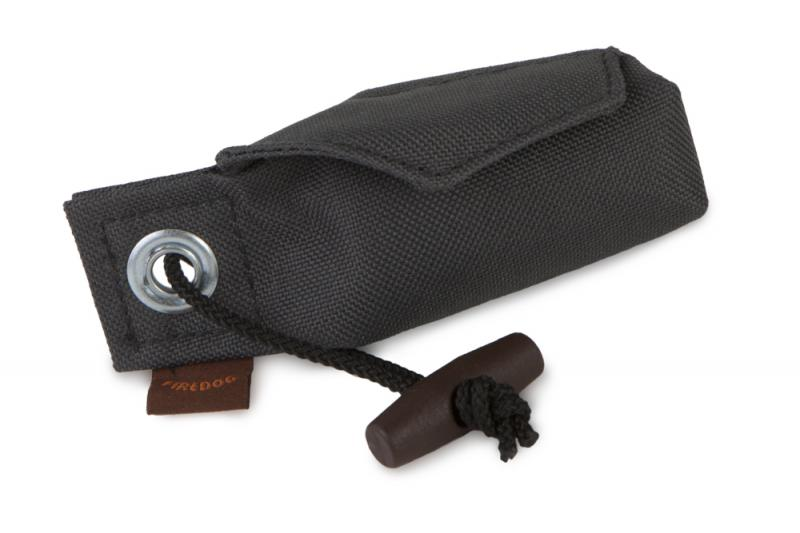 FIREDOG® Dummy Pocket Go Toi 2 in 1 + 1 tekercs (20 db) - Szürke