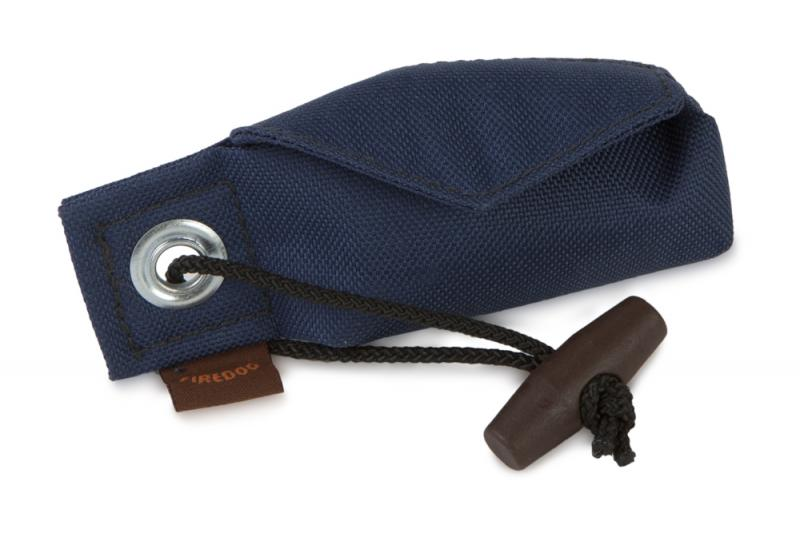 FIREDOG® Dummy Pocket Go Toi 2 in 1 + 1 tekercs (20 db) - Tengerész kék