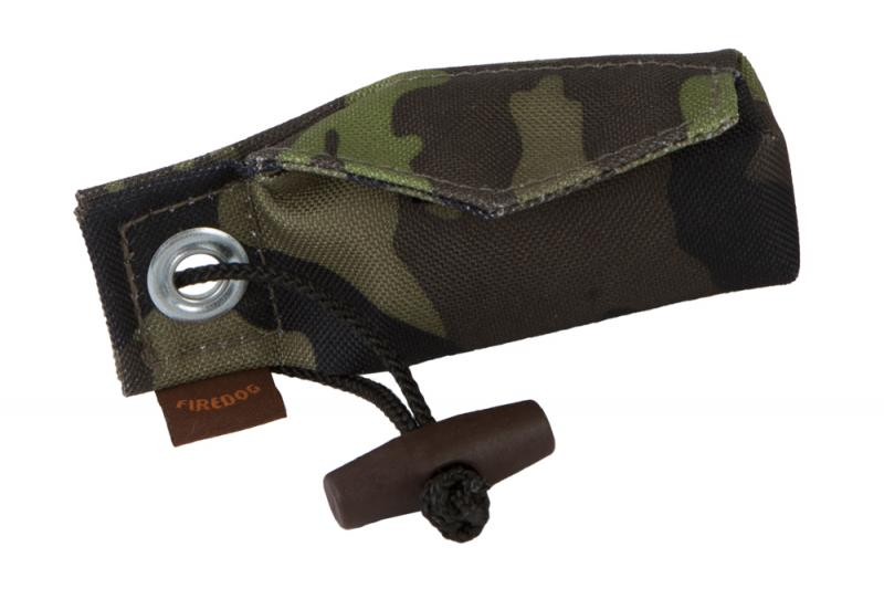 FIREDOG® Dummy Pocket Go Toi 2 in 1 + 1 tekercs (20 db) - Terep