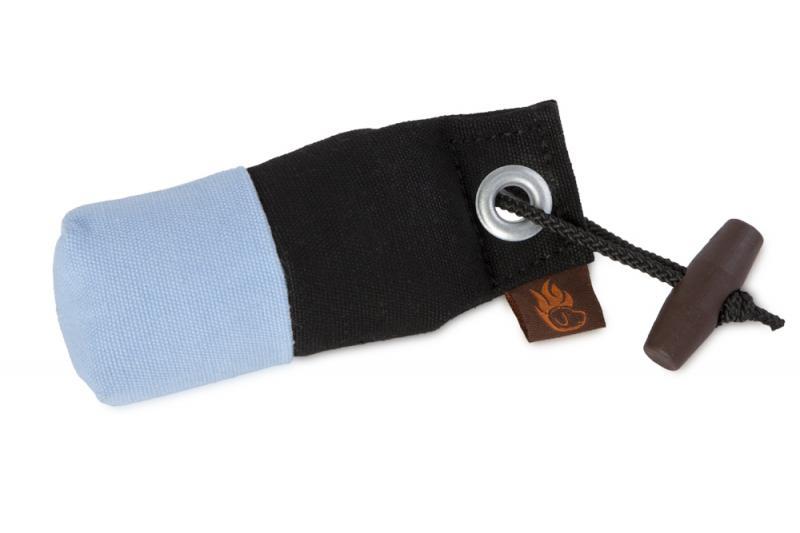 FIREDOG Dummy Pocket Marking 80 g - Fekete/Világos kék