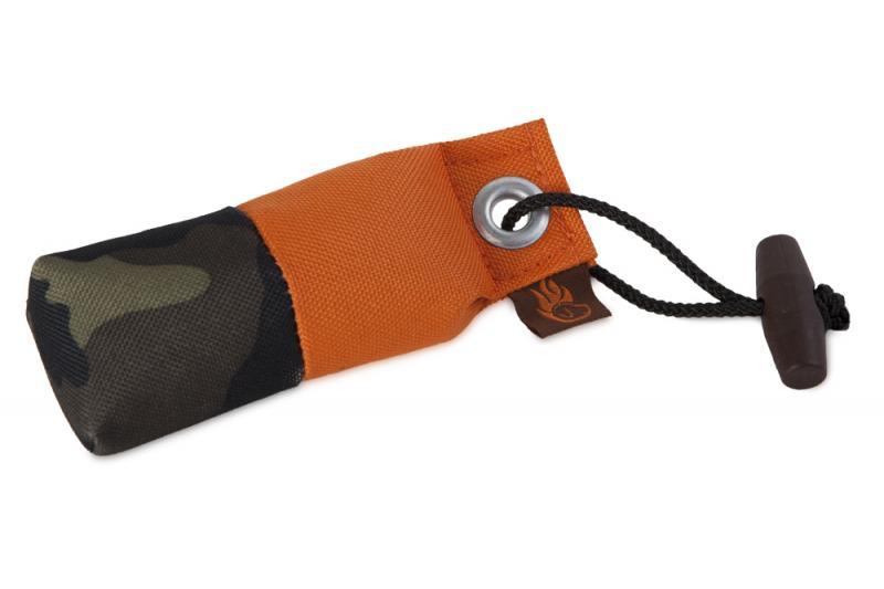 FIREDOG Dummy Pocket Marking 80 g - Narancs/Terep