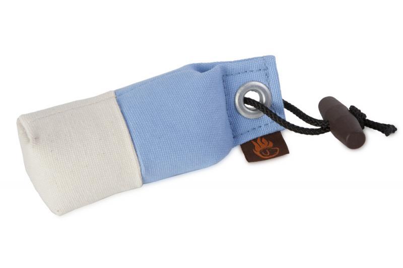 FIREDOG Dummy Pocket Marking 80 g - Világos kék/Fehér