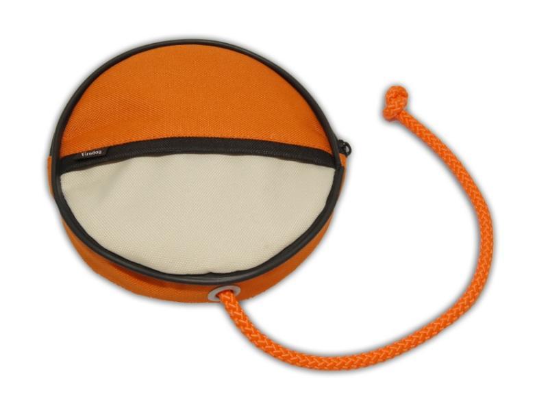 FIREDOG® Dummy Snack Disc Narancs/Bézs