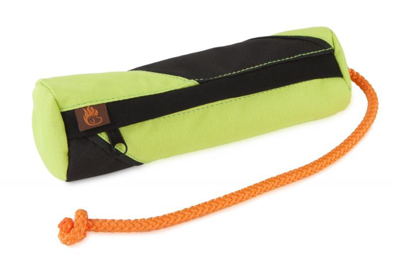 FIREDOG® Dummy Snack Nagy - Neon zöld/Fekete