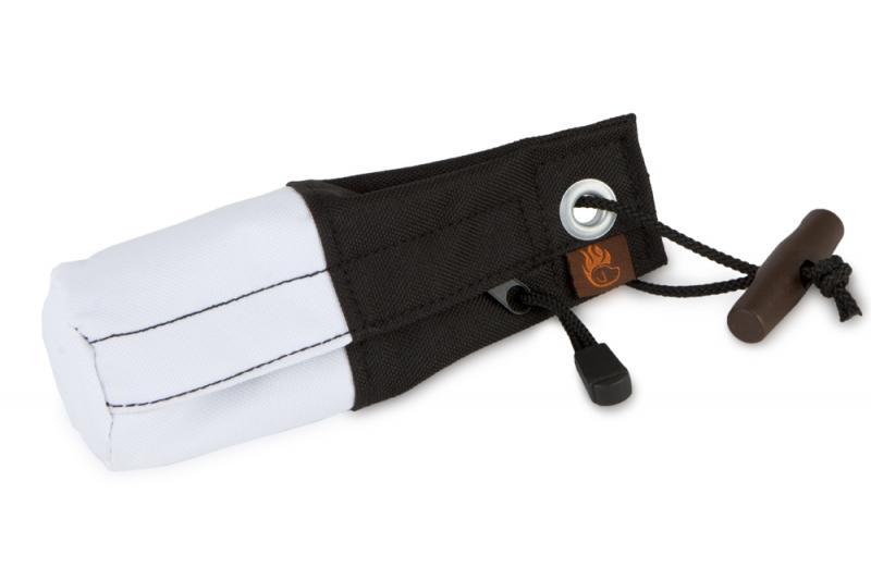 FIREDOG® Dummy Snack Trainer kicsi - Fekete/Fehér