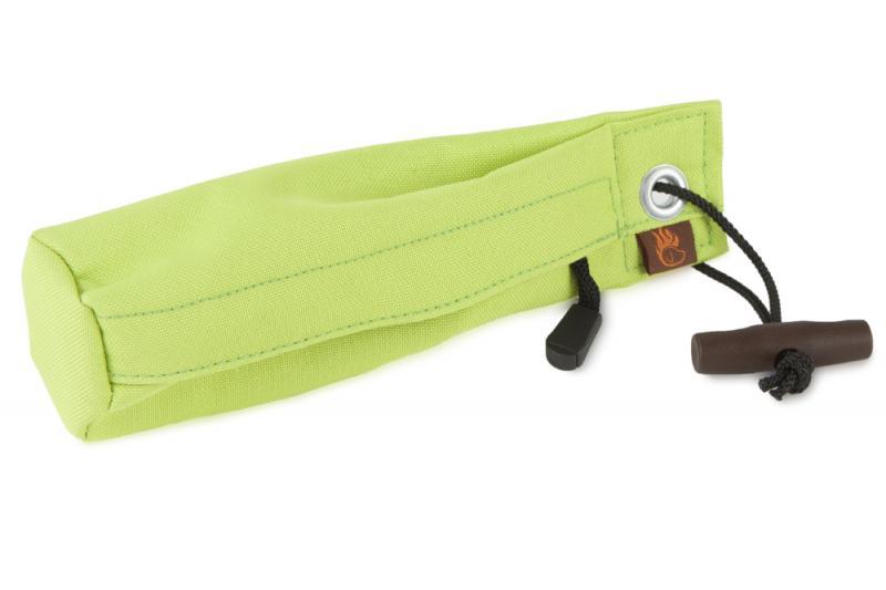 FIREDOG® Dummy Snack Trainer kicsi - Neon zöld