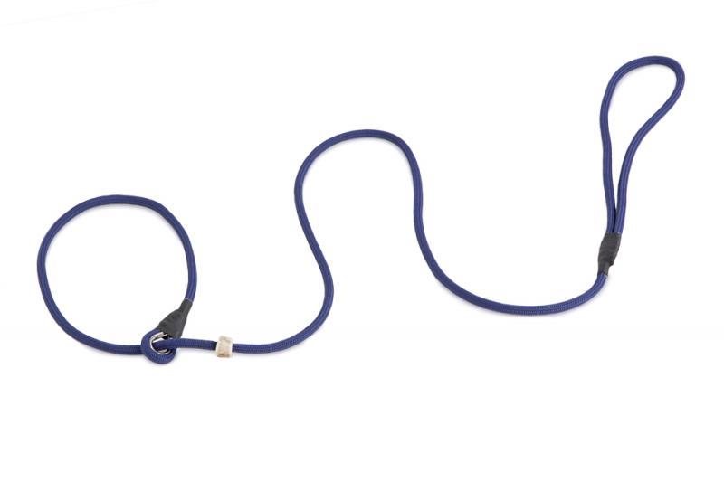 FIREDOG Field trial Profi Retriever Póráz 6 mm 150 cm Tengerész kék
