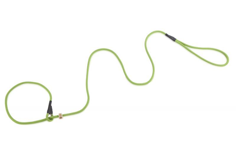 FIREDOG Field trial Profi Retriever Póráz 6 mm 150 cm Világos zöld