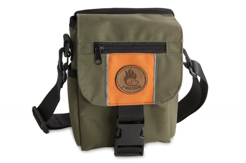 FIREDOG® Mini Dummy bag DeLuxe gyerekeknek Khaki/Narancs