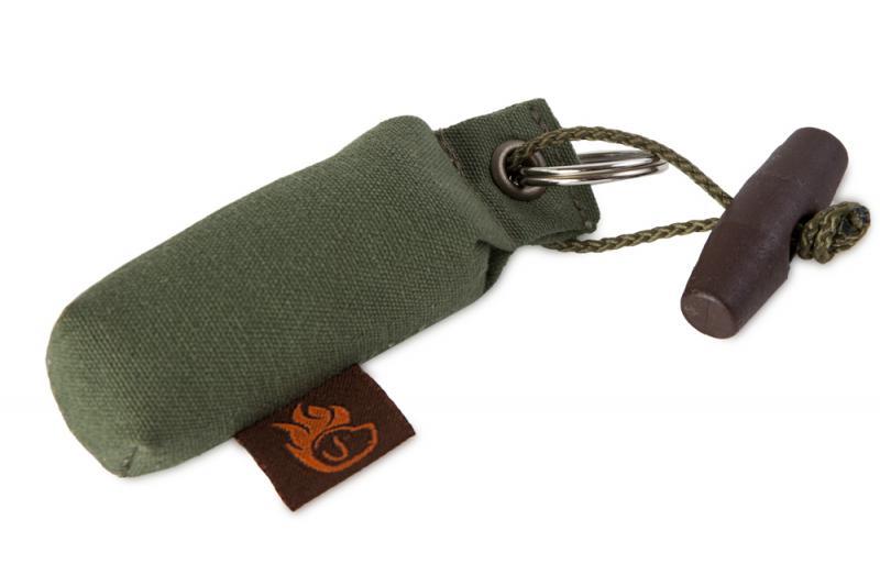 FIREDOG® Mini Dummy Kulcstartó - Khaki