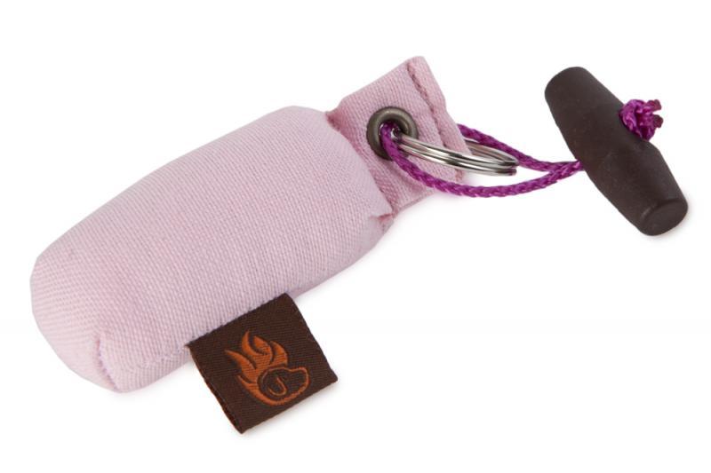 FIREDOG® Mini Dummy Kulcstartó - Rózsaszín