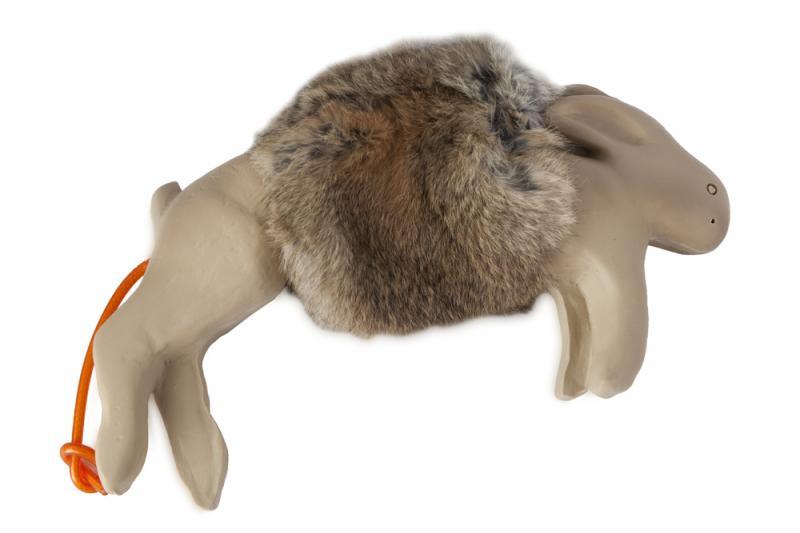 FIREDOG® Nyúl huzat Bunny Dummy-ra Kicsi