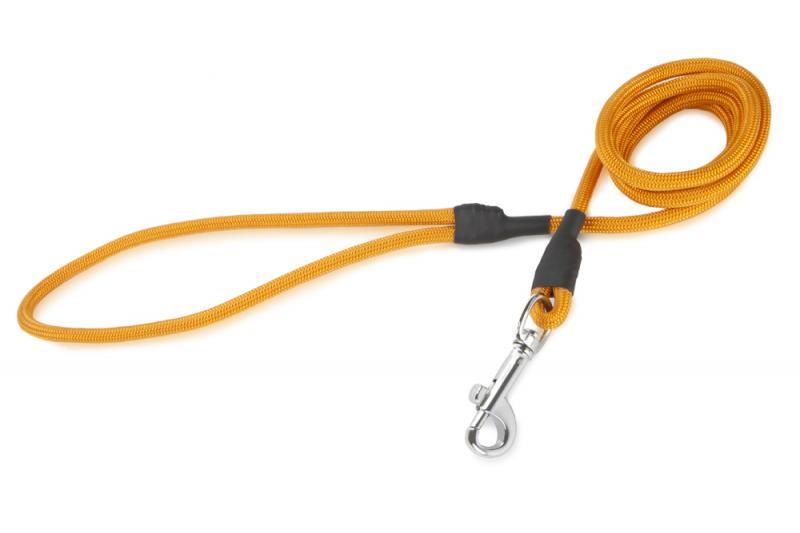 FIREDOG® Póráz 6 mm 130 cm - Narancs