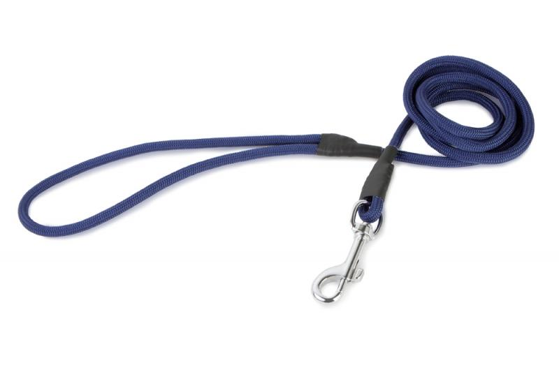 FIREDOG® Póráz 6 mm 130 cm - Tengerész kék