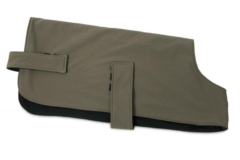 FIREDOG Softshell mellény Khaki/Fekete XL