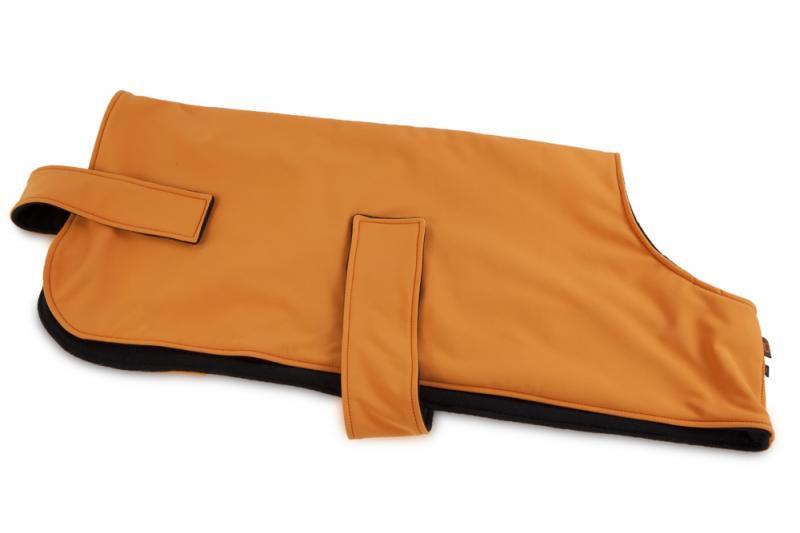FIREDOG Softshell mellény Narancs/Fekete XL