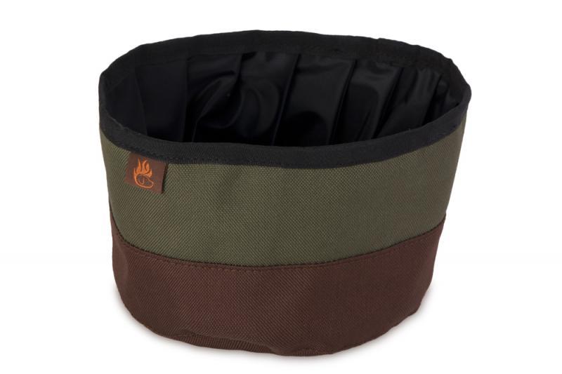 FIREDOG® Utazó Tál - Barna/Khaki