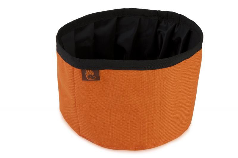 FIREDOG® Utazó Tál - Narancs