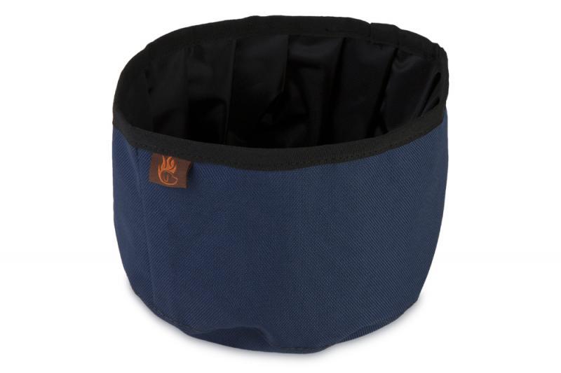 FIREDOG Utazó Tál - Tenger kék