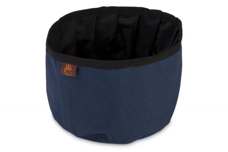 FIREDOG® Utazó Tál - Tenger kék