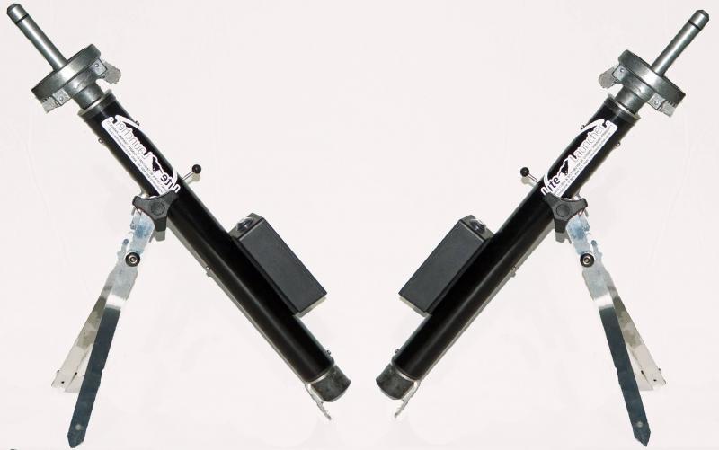 LITE Grouse Remote Dummy Control Launcher Quad Dummy Kilövő Távirányítóval