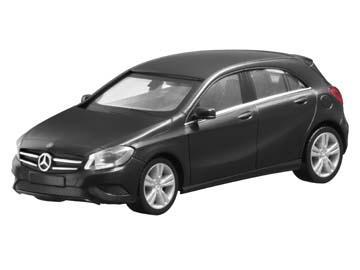 Modell autó A-osztály