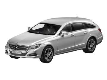 Modell autó CLS-osztály