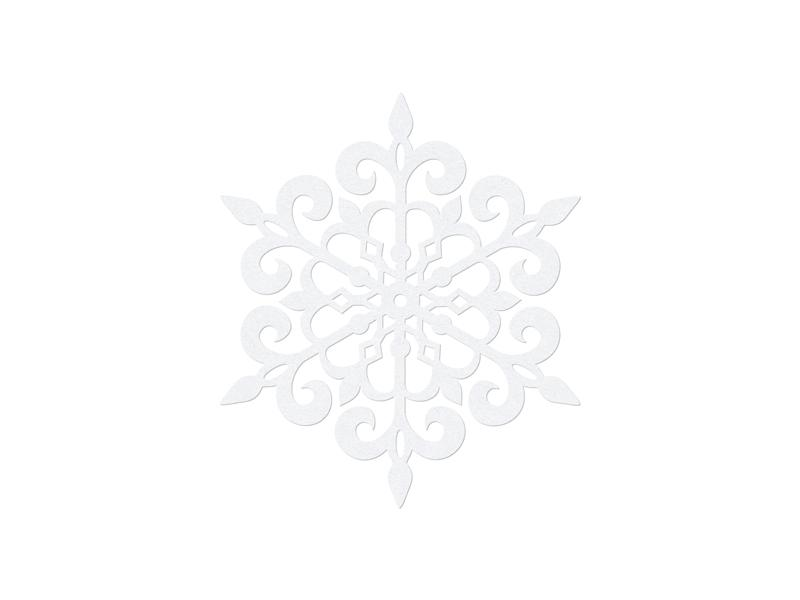9 cm-es papír hópihe (10 db/cs) – 1.