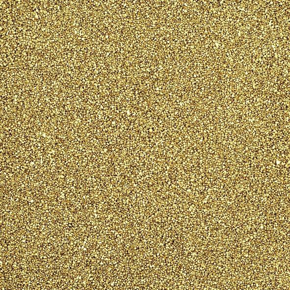 dekorhomok (550 g) – arany