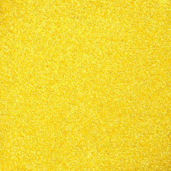 dekorhomok (550 g) – sárga