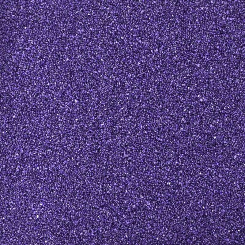 dekorhomok (550 g) – sötétlila