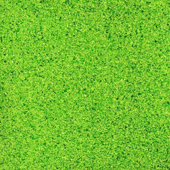 dekorhomok (550 g) – zöld