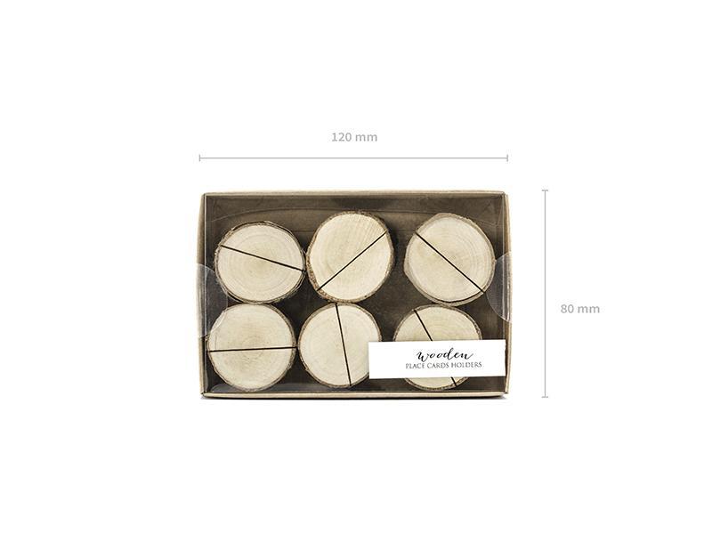 fa ültetőkártya tartó (6 db/cs)