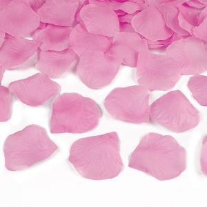 konfetti ágyú rózsaszirmokkal (60 cm) – rózsaszín