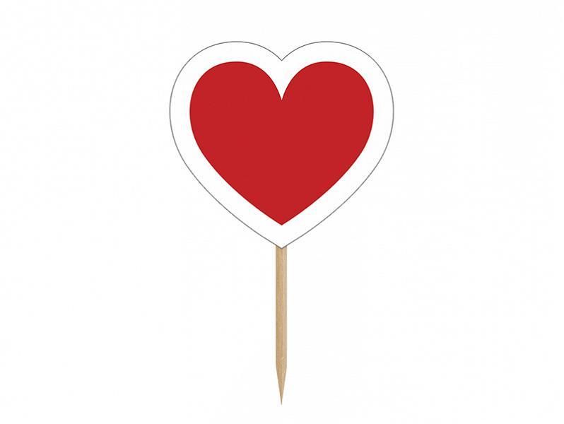 falatka pálcika (6 db/cs) – piros szív