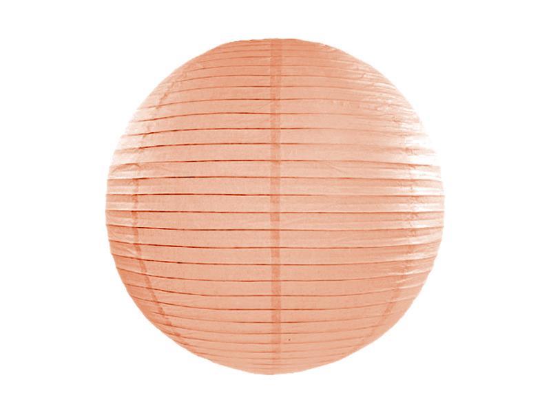 lampion gömb 35 cm – barack