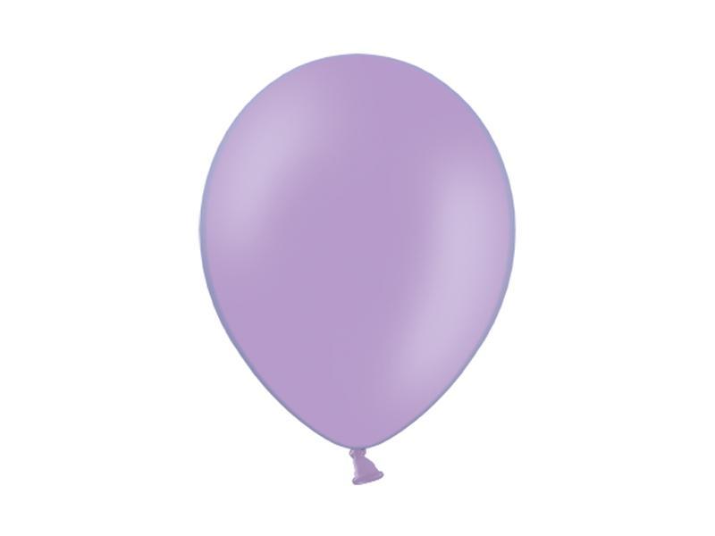 pasztell lufi 30 cm – lila