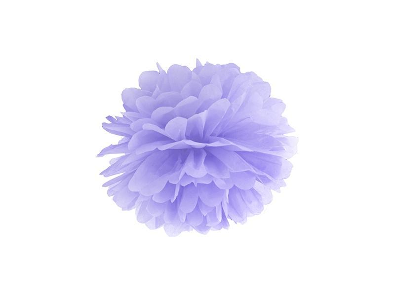 pom-pom 25 cm – lila
