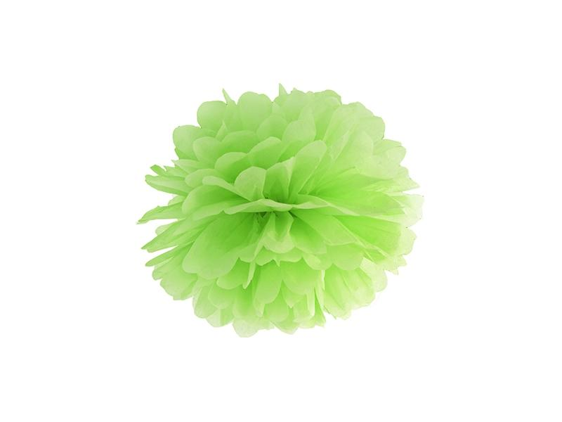 pom-pom 25 cm – zöld