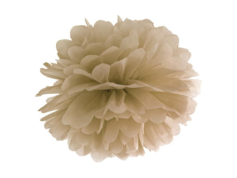 pom-pom 35 cm – arany