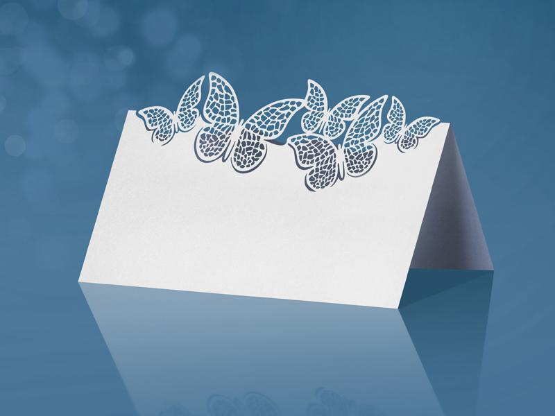 ültetőkártya (10 db/cs) – pillangós