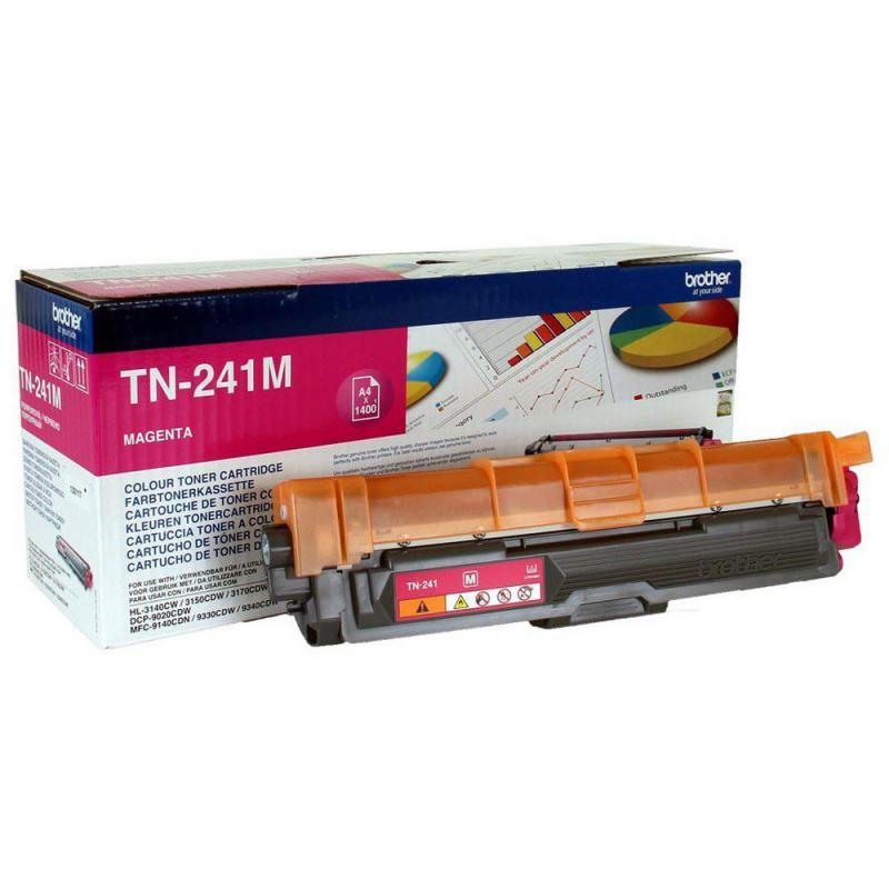 Brother TN-241 magenta toner