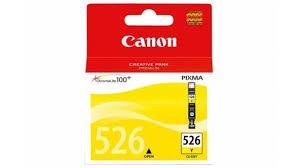 Canon CLI-526Y sárga tintapatron