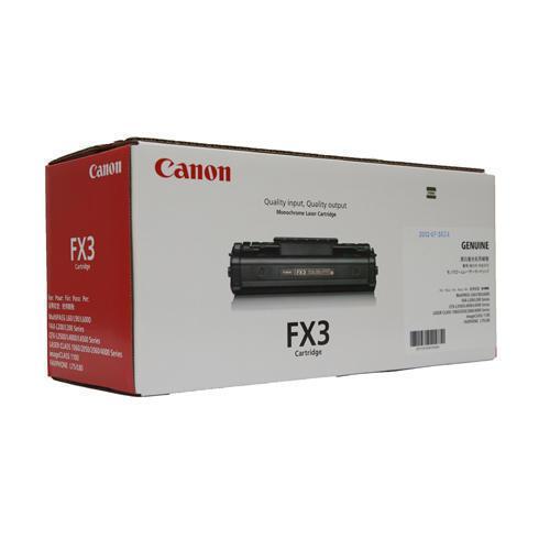 Canon FX-3 fekete toner AKCIÓS!