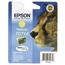 Epson T071440 sárga tintapatron