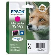 Epson T1283 magenta tintapatron