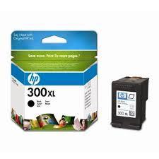 HP CC641EE fekete tintapatron (300XL)