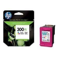 HP CC644EE színes tintapatron (300XL)