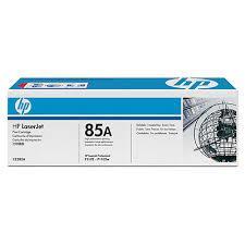 HP CE285A eredeti fekete festékkazetta (85A)